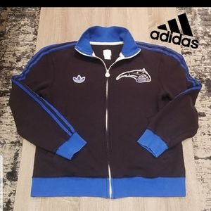 PRICE DROP! Adidas zip up sweater. Orlando Magic.